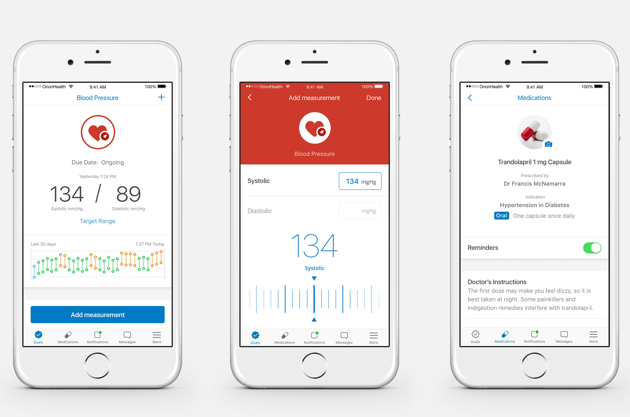 Engage Mobile iOS Design